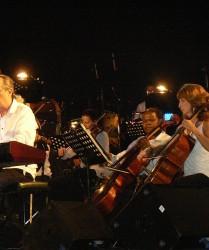 Concert under the stars - 14 February 2014