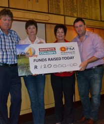 Shoprite Checkers OFM Chip 4 Charity