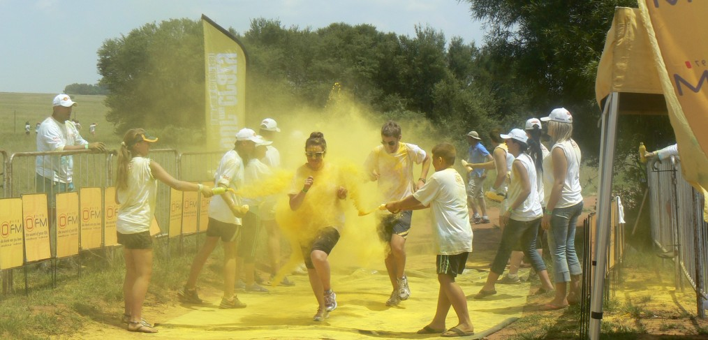 Fedgroup Colour me Crazy powered by Vodacom and OFM